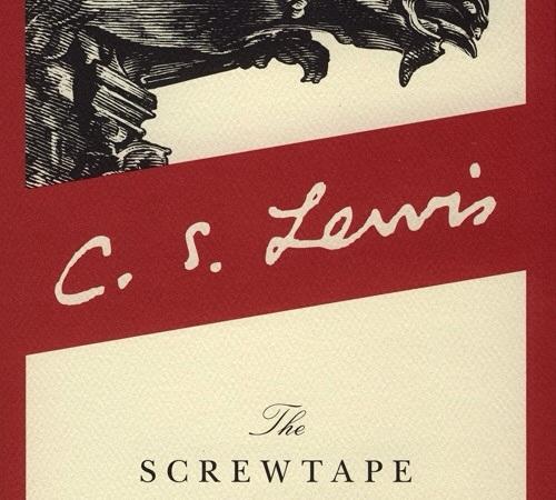 Screwtape Letters!