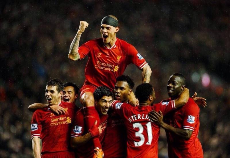 My Prayer for LiverpoolFC