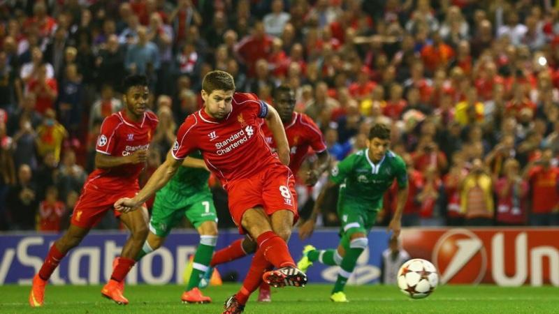 40th European Goal