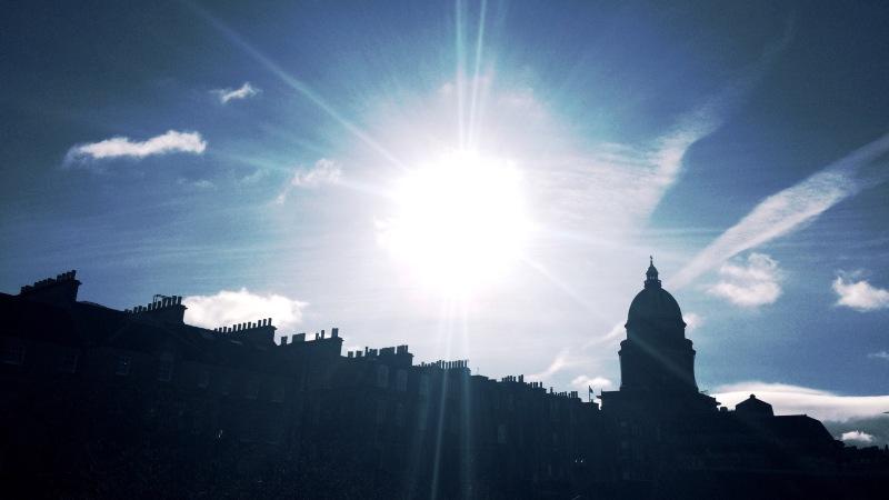 Edinburgh Eclipse