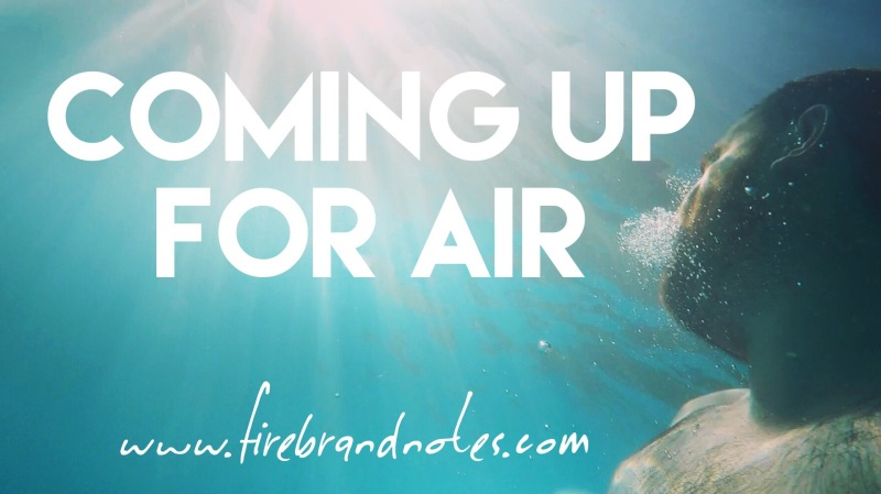 Coming Up For Air – 5 Tips For Deeper Breathing ThisSummer