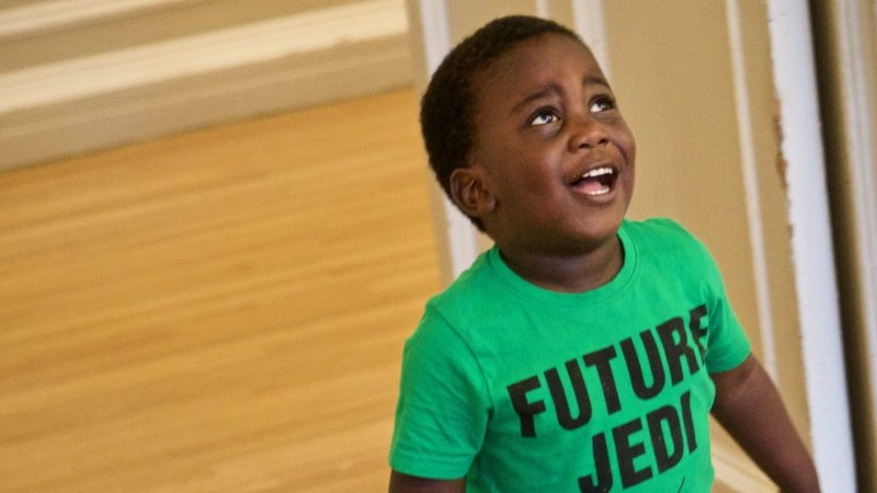 The Resistance: Raising Future Jedis