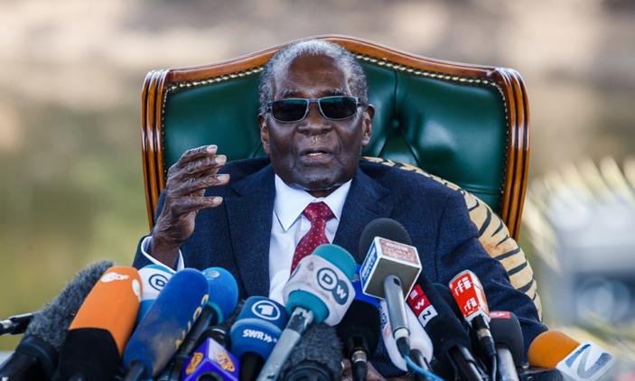 The Pride & Grace of RobertMugabe